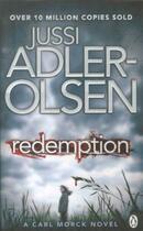 Couverture du livre « Redemption » de Jussi Adler-Olsen aux éditions Adult Pbs