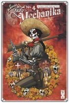 Couverture du livre « Lady Mechanika T.4 » de Peter Steigerwald et Joe Benitez aux éditions Glenat Comics