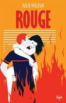 Couverture du livre « Rouge » de Julie Huleux aux éditions Emoi