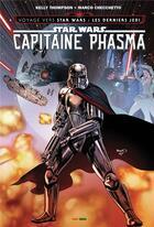 Couverture du livre « Star Wars ; Capitaine Phasma » de Kelly Thompson et Marco Checchetto aux éditions Panini