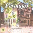 Couverture du livre « Pérouges » de Patrick Dalmaz aux éditions Equinoxe