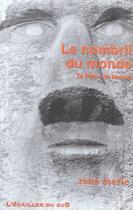 Couverture du livre « Le Nombril Du Monde » de Rene Merle aux éditions L'ecailler Du Sud