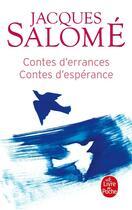 Couverture du livre « Contes d'errances, contes d'espérances » de Salome-J aux éditions Lgf