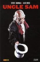Couverture du livre « Uncle Sam » de Alex Ross et Steve Darnall aux éditions Panini