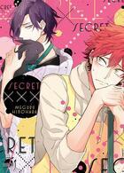 Couverture du livre « Secret XXX » de Meguru Hinohara aux éditions Taifu Comics