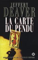 Couverture du livre « La carte du pendu » de Deaver-J aux éditions Des Deux Terres
