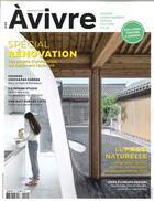 Couverture du livre « Architectures a vivre n 99 special renovation janvier/fevrier 2018 » de Collectif aux éditions Architectures A Vivre
