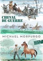 Couverture du livre « Cheval de guerre » de Michael Morpurgo aux éditions Gallimard-jeunesse