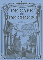 Couverture du livre « De cape et de crocs ; COFFRET VOL.3 ; T.7 A T.9 » de Alain Ayroles et Jean-Luc Masbou aux éditions Delcourt
