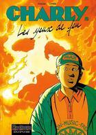Couverture du livre « LES YEUX DE FEU » de Magda/Lapiere aux éditions Dupuis