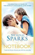 Couverture du livre « Notebook » de Nicholas Sparks aux éditions Little Brown