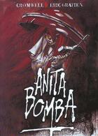 Couverture du livre « Anita Bomba » de Cromwell et Eric Gratien aux éditions Drugstore