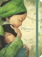 Couverture du livre « Le carnet maman » de Quentin Greban aux éditions Mijade