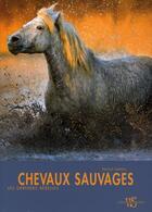 Couverture du livre « Chevaux sauvages ; les derniers rebelles » de Paolo Manili aux éditions White Star
