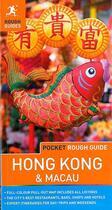 Couverture du livre « Hong-kong & macau » de  aux éditions Penguin Guide