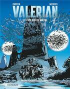 Couverture du livre « Valérian T.5 ; les oiseaux du maître » de Pierre Christin et Jean-Claude Mézières aux éditions Dargaud