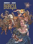 Couverture du livre « Borgia t.4 ; tout est vanité » de Alexandro Jodorowsky et Milo Manara aux éditions Drugstore