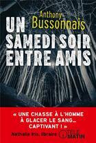 Couverture du livre « Un samedi soir entre amis » de Anthony Bussonnais aux éditions Preludes