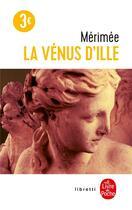Couverture du livre « La vénus d'Ille » de Merimee-P aux éditions Lgf