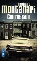 Couverture du livre « Confession » de Richard Montanari aux éditions Pocket