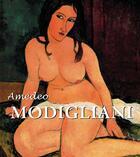 Couverture du livre « Modigliani » de Victoria Charles aux éditions Parkstone International