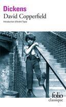 Couverture du livre « David Copperfield » de Charles Dickens aux éditions Gallimard