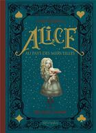 Couverture du livre « Alice au pays des merveilles » de Lewis Carroll et Benjamin Lacombe aux éditions Soleil