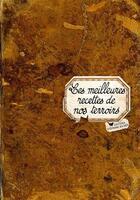 Couverture du livre « Les meilleures recettes de nos terroirs » de Sonia Ezgulian et Damien Gateau aux éditions Les Cuisinieres