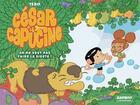 Couverture du livre « César et capucine t.1 » de Tebo aux éditions Bamboo