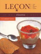 Couverture du livre « Risotto » de Benoit Witz aux éditions Les Editions Culinaires