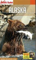 Couverture du livre « GUIDE PETIT FUTE ; COUNTRY GUIDE ; Alaska, escapade au Yukon » de Collectif Petit Fute aux éditions Le Petit Fute