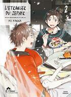 Couverture du livre « L'étranger du zephyr t.2 » de Kii Kanna aux éditions Boy's Love