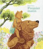 Couverture du livre « Premier matin » de Fleur Oury aux éditions Les Fourmis Rouges