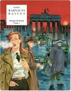 Couverture du livre « Après-guerre t.1 ; l'espoir » de Eric Warnauts aux éditions Lombard