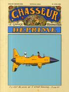 Couverture du livre « Le chasseur déprime t.1 » de Jean Giraud-Moebius aux éditions Stardom