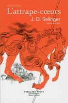 Couverture du livre « L'attrape-coeurs » de Jerome David Salinger aux éditions Robert Laffont
