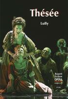 Couverture du livre « Thésée » de Jean-Baptiste Lully aux éditions Premieres Loges