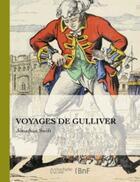 Couverture du livre « Voyage de Gulliver » de Jonathan Swift aux éditions Hachette Bnf
