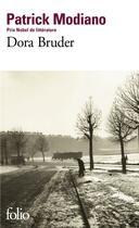 Couverture du livre « Dora Bruder » de Patrick Modiano aux éditions Gallimard