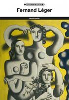 Couverture du livre « Fernand Léger » de Fernand Leger aux éditions Fage