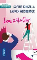 Couverture du livre « Love & the city » de Lauren Weisberger et Sophie Kinsella aux éditions Langues Pour Tous