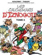 Couverture du livre « Iznogoud ; les cauchemars d'Iznogoud t.3 » de Jean Tabary et Rene Goscinny aux éditions Imav