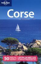 Couverture du livre « Corse (7e édition) » de Jean-Bernard Carillet aux éditions Lonely Planet France