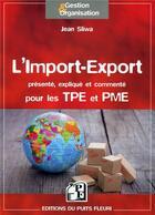 Couverture du livre « L'import export » de Jean Sliwa aux éditions Puits Fleuri