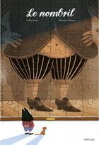 Couverture du livre « Le nombril » de Sebastien Chebret et Gilles Baum aux éditions Frimousse