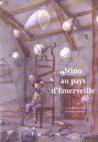 Couverture du livre « Nino Au Pays D'Emerveille » de Blondelle et Mantinee aux éditions Portes Du Monde