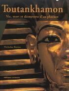 Couverture du livre « Toutankhamon » de Nicholas Reeves aux éditions Errance