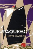 Couverture du livre « Paquebot » de Herve Hamon aux éditions Panama