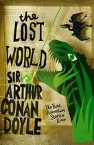 Couverture du livre « The lost world » de Arthur Conan Doyle aux éditions Children Pbs
