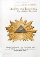 Couverture du livre « L'éloge des lumières » de Jean Pierre Fouchy aux éditions Ovadia